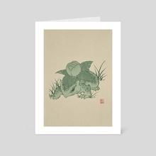 #002 - Art Card by Art Yeuh