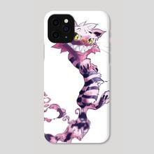 Cheshire Cat - Phone Case by Emanuele Califano Lidak