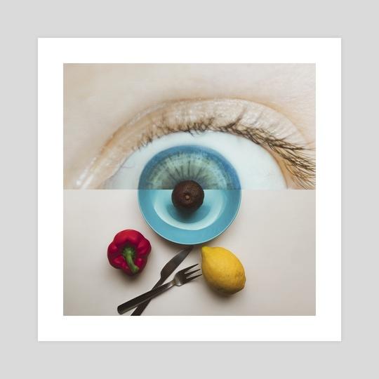 Eye-vocado  by Monica Carvalho