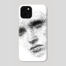 Missing You - Phone Case by Liz Y Ahmet