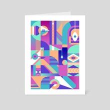 juicy - Art Card by Ygor Dimas