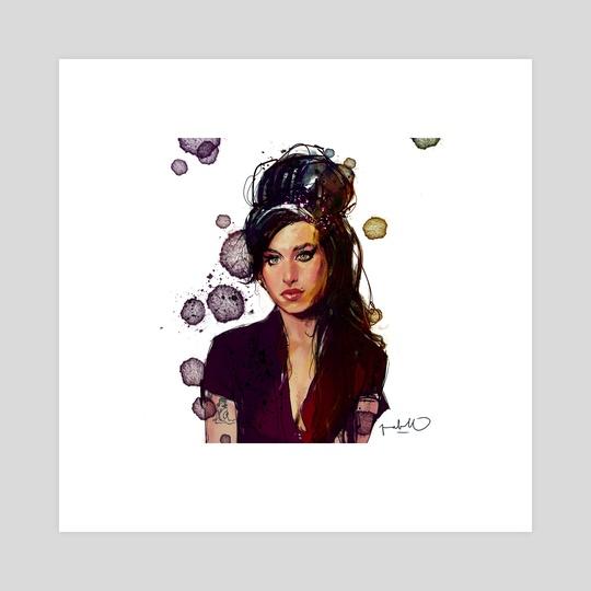 Amy by Pablo Correa