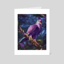 Mystic Bird - Art Card by Andrew Cefalu