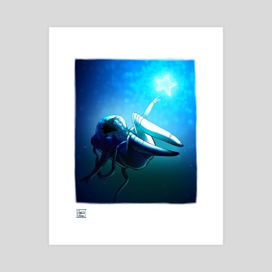 Astronaut by Amelia Vidal