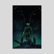Talon  - Canvas by Kode Subject