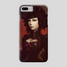 White Chapel - Phone Case by Serge Birault