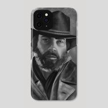 Arthur Morgan - Phone Case by Michael Cain