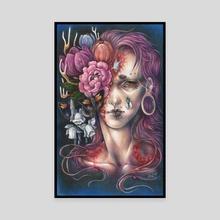 Vanitas - Canvas by Caeles