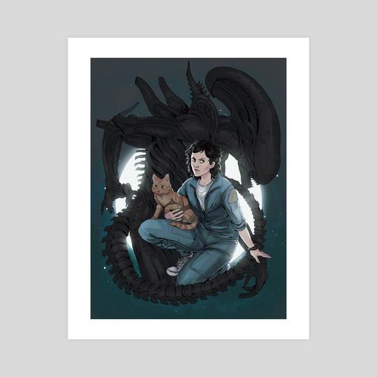 Ripley by Emily Blundell