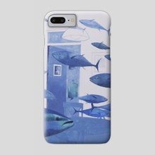 Water - Phone Case by Eugenio Chellet