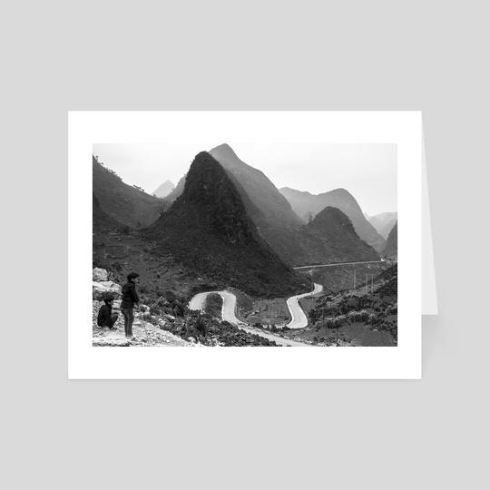 Ha Giang Loop #1 by Amir Krieger