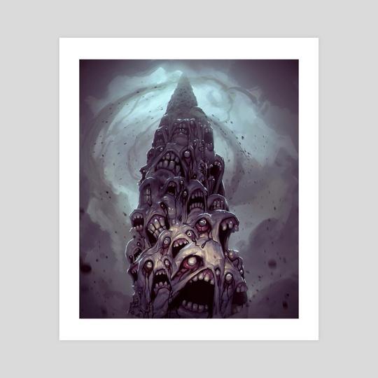 Tower of Fred by Ari-Matti Toivonen