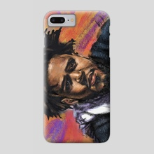J. Cole - Phone Case by Bryce Cobbs