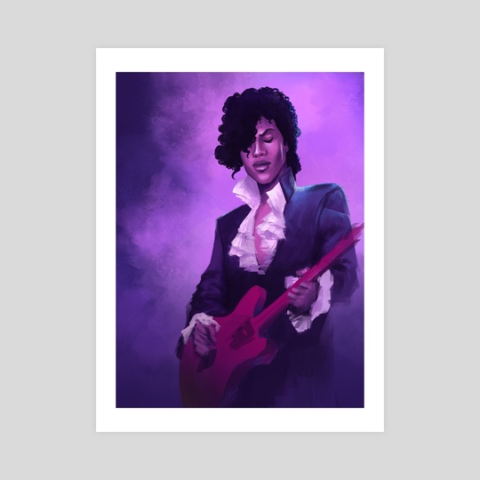 Purple Rain by K. C. Garza