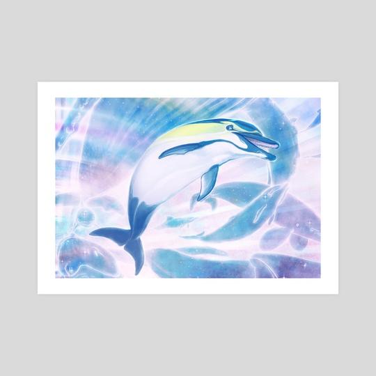 Cetacean Souls by Ewan Rose
