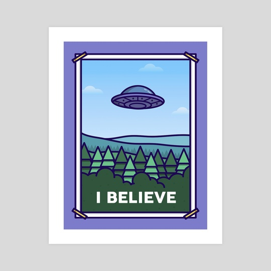 I Believe by Oh Wow!