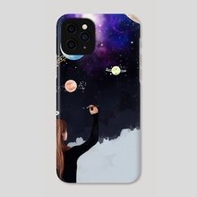 Paint the Universe - Phone Case by Karyn L