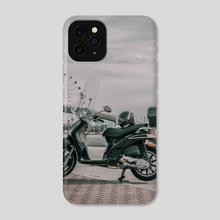 Italy Seashore Travel Photography - Phone Case by Luigi Veggetti