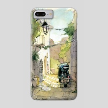 Viterbo 02 - Phone Case by POM
