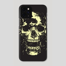 Scream - Phone Case by Balazs Solti