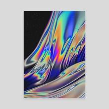 Nuit Noire - Canvas by Malavida