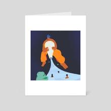 The Potamoi - Art Card by Erick M. Ramos