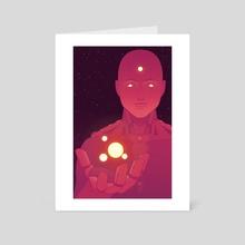 Starmaker - Art Card by Alexander Sloves
