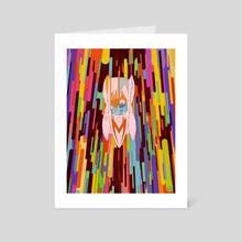 SPEED - Art Card by Ryan Konzelman