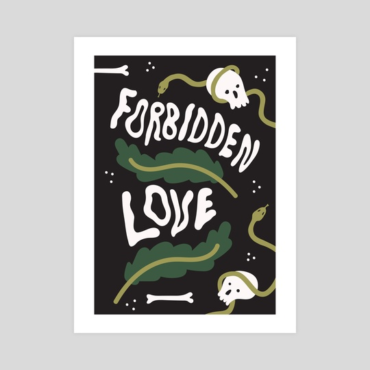 Forbidden love by Teodora Tomović
