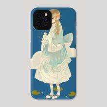 koi - Phone Case by Cinnamoonie ♡