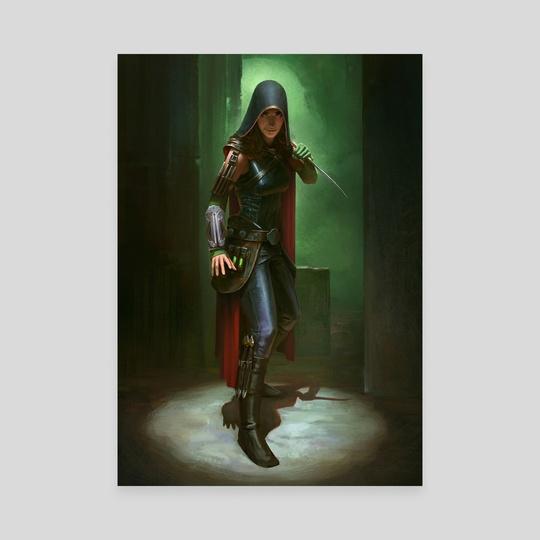 The Assassin by Cristi Balanescu