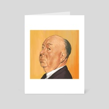 Alfred - Art Card by Frankie Smith
