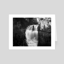 High Force - Art Card by Dominic Wade