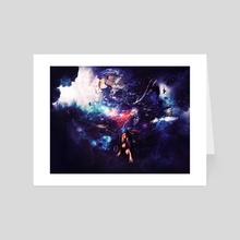 Universe - Art Card by Marco Escobedo