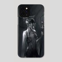Mitzi - Phone Case by Camila Vielmond