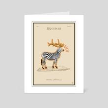 Deebra Series 1 - Art Card by Martino