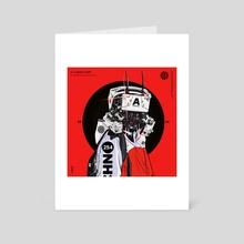 Scifi Carnival - Art Card by mulo