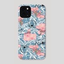 Backyard Palm - Phone Case by 83 Oranges