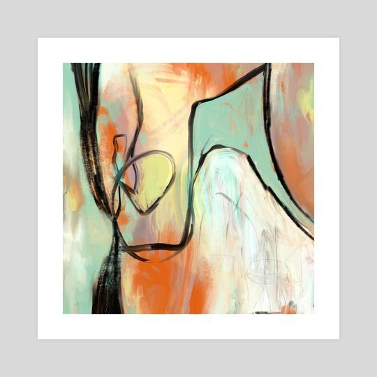MiMano Art no 71 by Linda Kofoed