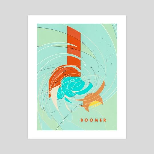 boomer by drewmadestuff