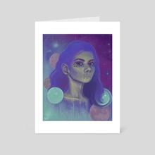Starlight - Art Card by Brianna Thorsen