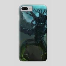 Golem - Phone Case by Piotr Tekien