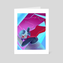 Drifter - Art Card by Catherine Flores S.
