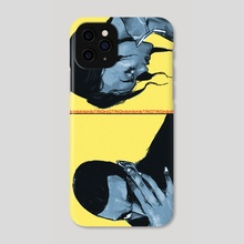 DIRT - Phone Case by Malik Smothers