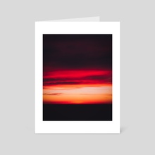 New Day - Art Card by Ryan Ford
