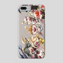 Final Moogles - Phone Case by Tirzah Bauer