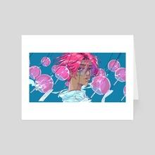 Windbells - Art Card by Kuura Koskinen