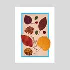 Herbarium - Art Print by Sofia