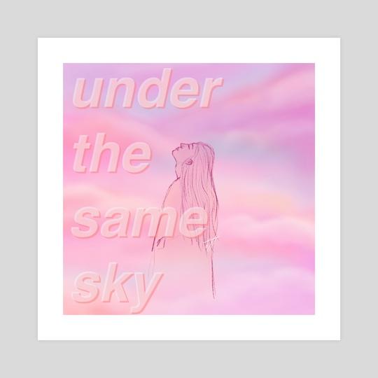 under the same sky  by Haeree Lee