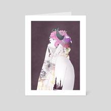 Forgetful Witch - Art Card by Dana Francke
